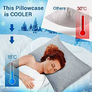 The Perfect Temperature Pillow