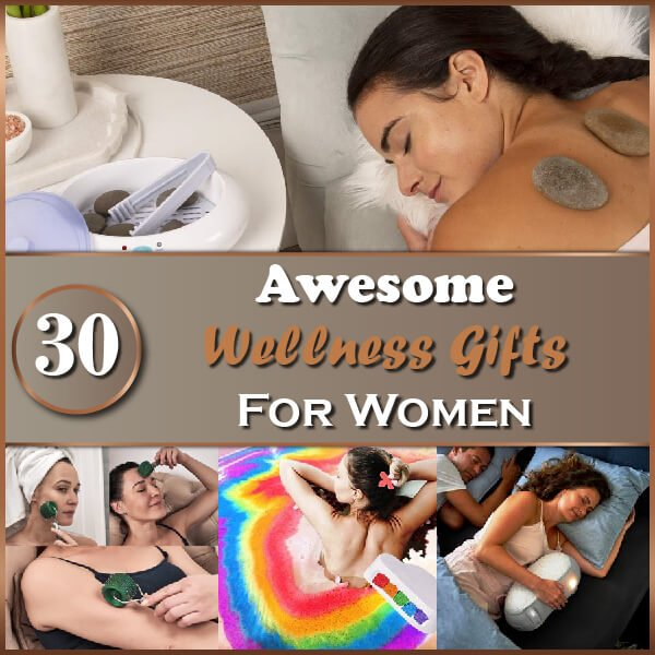 30 Awesome Wellness Gifts for Women Thumbnail