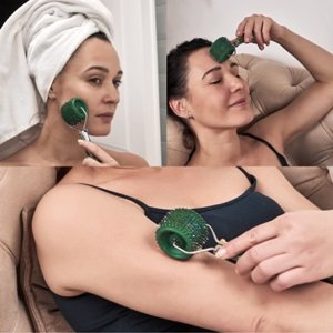Acupuncture Facial Roller