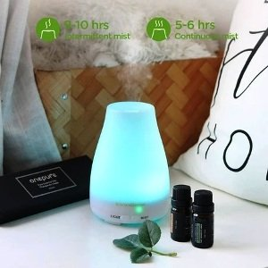 Aromatherapy Air Purifier