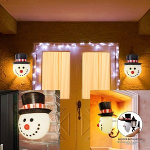 Christmas Outdoor Light Cover
