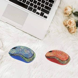 Luxury Crystal Mouse