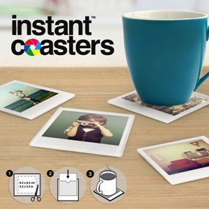 Personalized Photo Drink Coasters