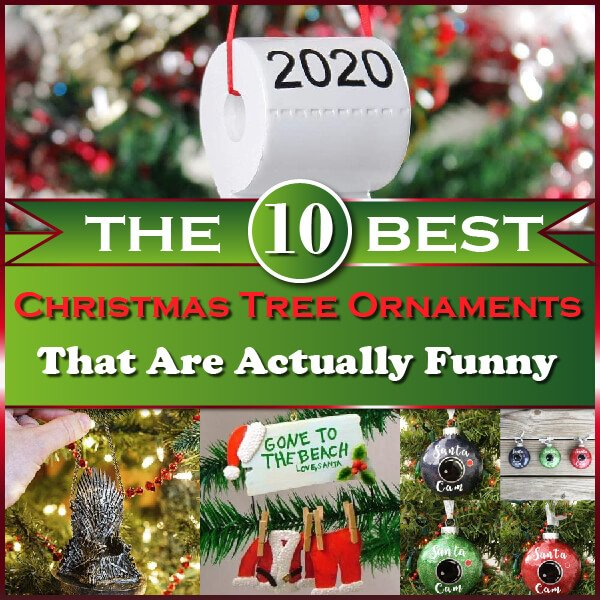 The 10 Best Christmas Tree Ornaments Thumbnail
