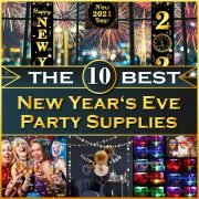 The 10 Best New Year's Eve Party Supplies Thumbnail