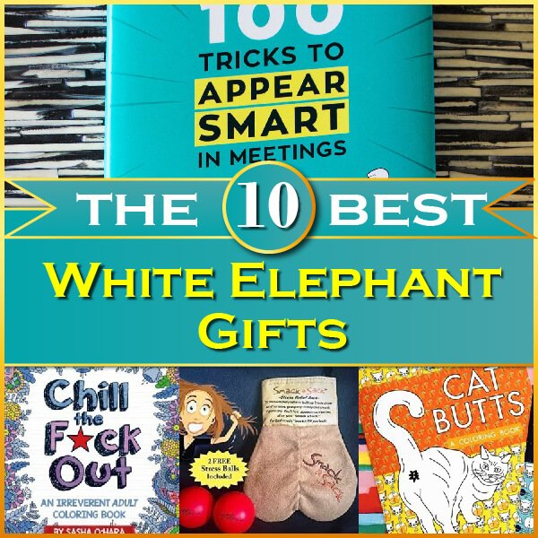 """Featured image for """"The 10 Best White Elephant Gifts Anyone Would Love To Receive"""""""