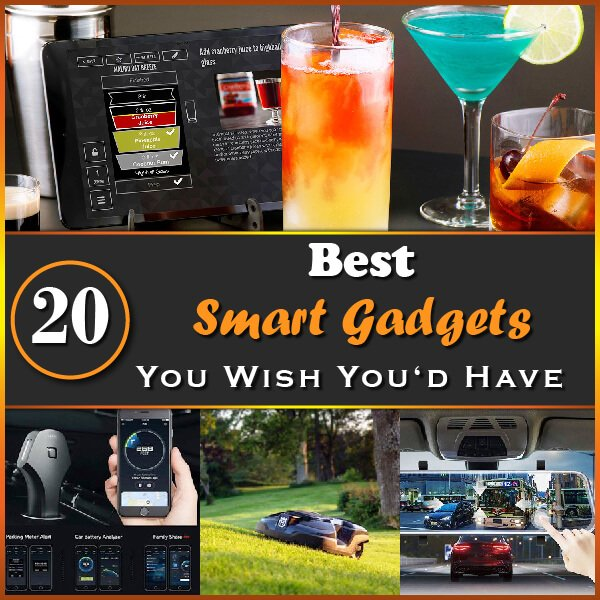 """Featured image for """"20 Best Smart Gadgets You Wish You'd Have Right Now"""""""
