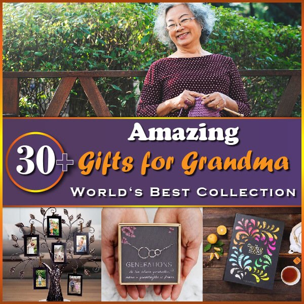 30+ Amazing Gifts for Grandma Thumbnail