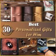 30+ Best Personalized Gifts For Him Thumbnail