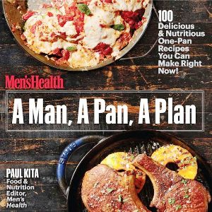 A Man, A Pan, A Plan Cook Book