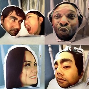 Face Photo Pillow
