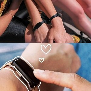 Long Distance Touch Bracelets