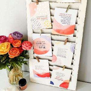 New Mama Affirmation Cards