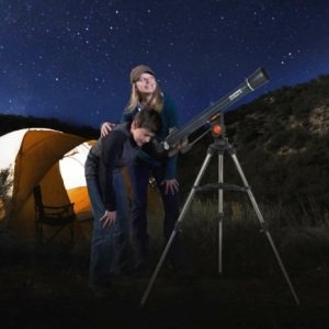 Powerful Refractor Telescope