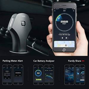 Smart Car Charger & Locator
