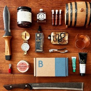 Themed Subscription Boxes for Men