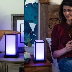 Touch Activated Long Distance Lamps