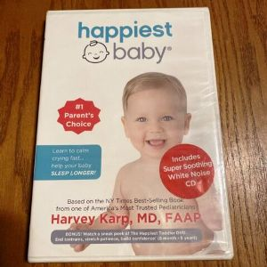 How To Soothe a Crying Baby DVD