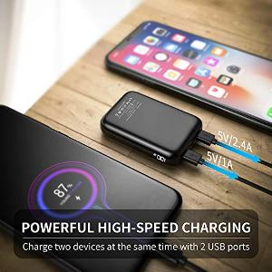 Powerful Portable Phone Charger