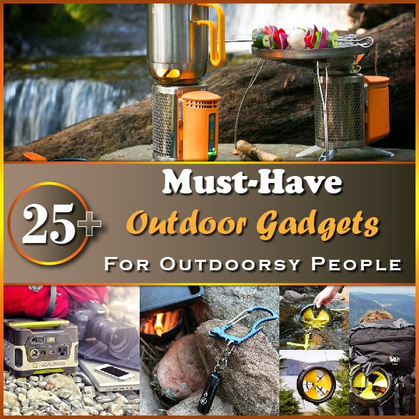 25+ Must-Have Outdoor Gadgets Thumbnail