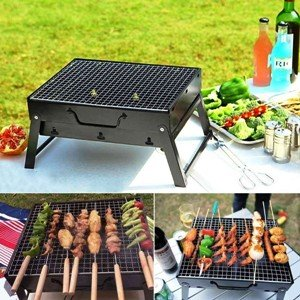 Foldable Outdoor Grill