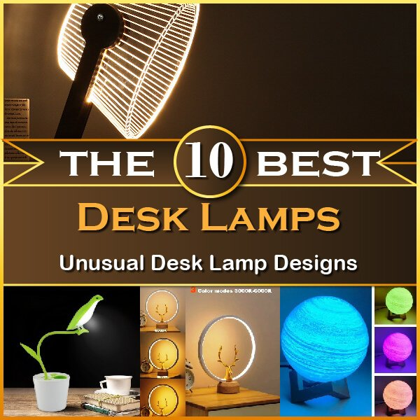 The 10 Best Desk Lamps Thumbnail