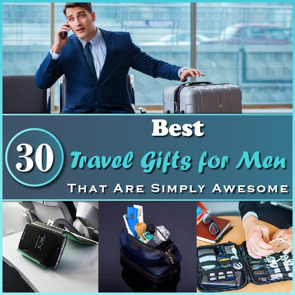Best Travel Gifts For Men Thumbnail