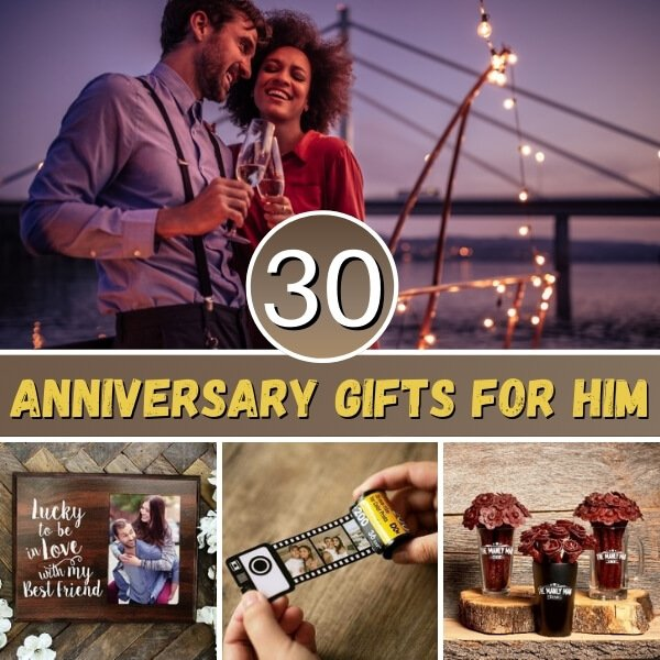 Anniversary Gifts for Him Thumbnail